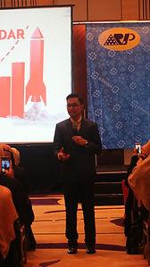 Foto Edvan M Kautsar Motivator Muda Indonesia