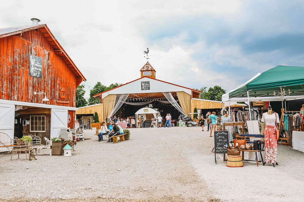 A Southern Marketplace Barn Sale