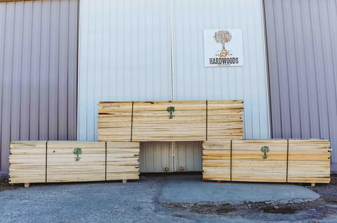 G.F. Hardwoods & Moss Sawmills
