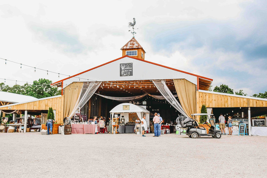 A Southern Marketplace Barn Sale & Agritourism Barns