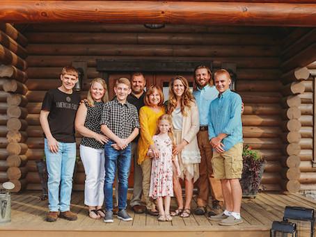 Where we are now…The Doug Smith Family