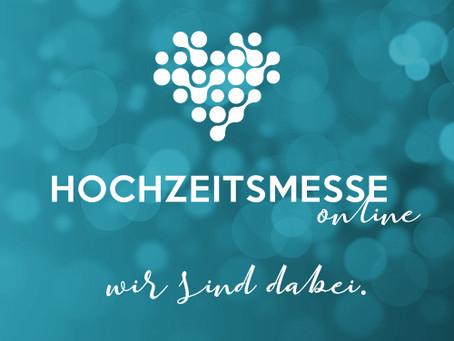 01.10.2020_ 1. Online - Hochzeitsmesse Deutschlandweit