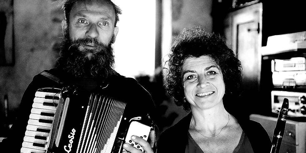 Parranda vénézuélienne avec le duo Caramba - Emmanuelle Saby et Heiko Wilhelm