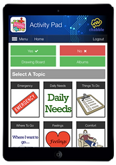 Activity Pad image