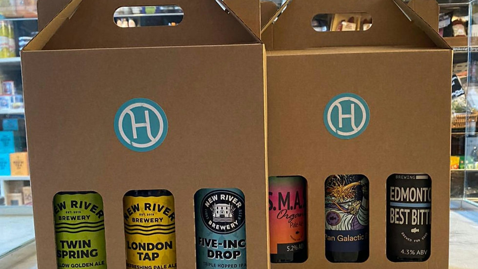 Local Craft Beer Boxes