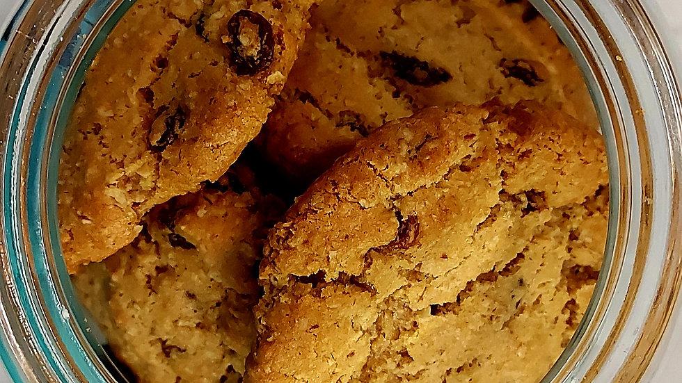 Oat & Sultana Cookies (Pack of 6)