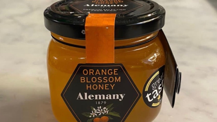 Orange Bossom Honey