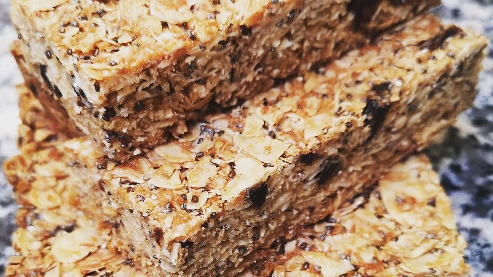 Honey & Chia Seed Granola Bars - pack of 3