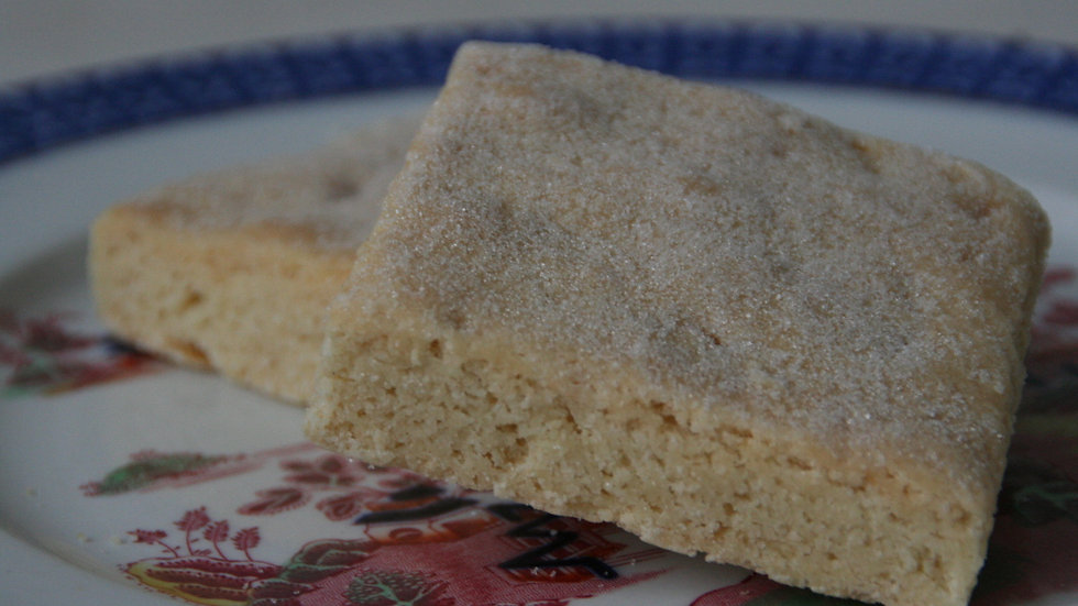 Butter shortbread (pack of 6)