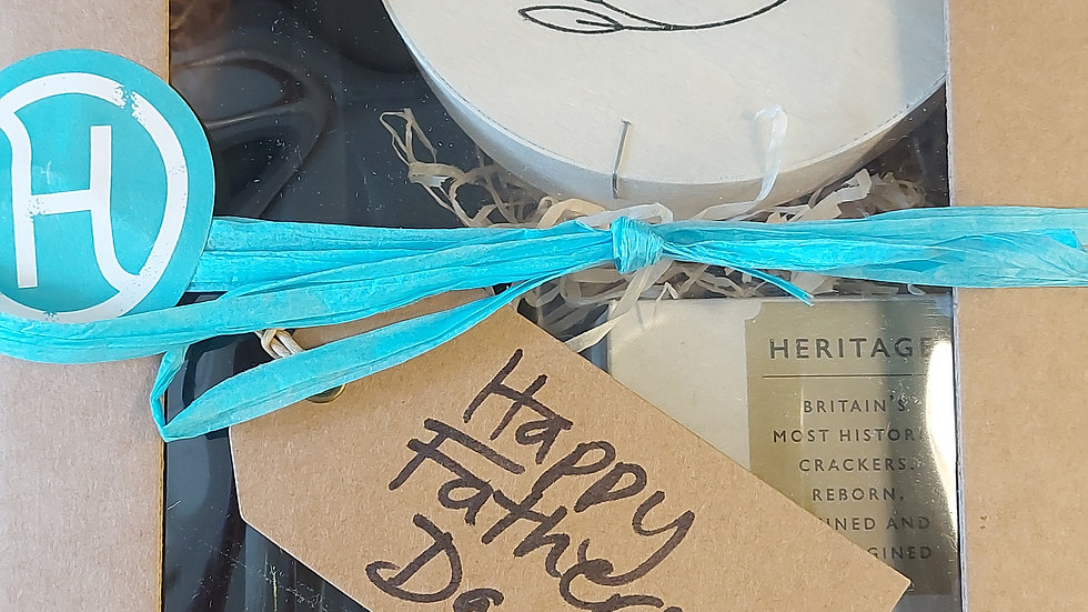 Cheese & Wine Gift Box
