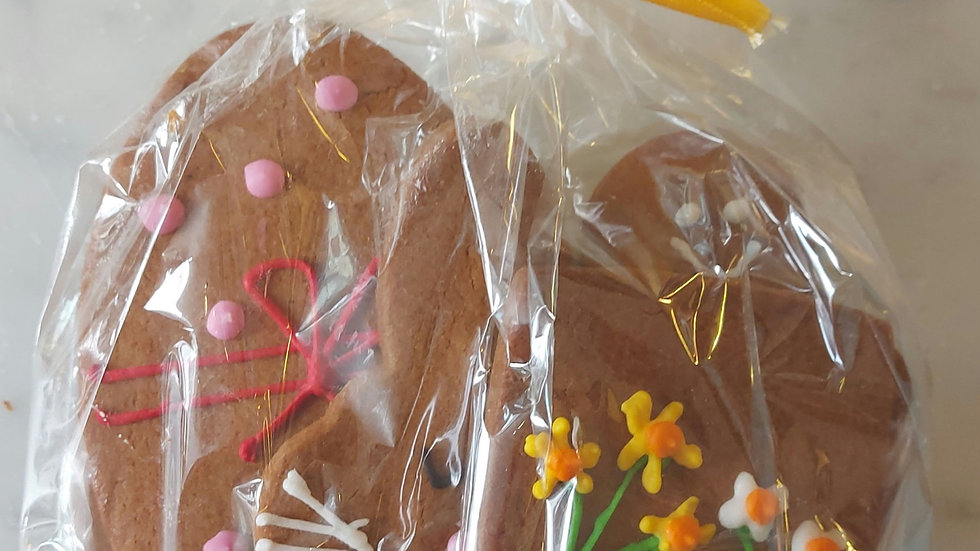 Gingerbread Biscuits (6 assorted)