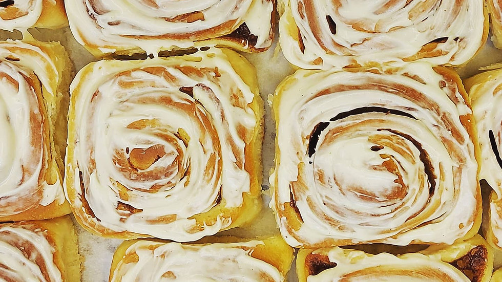 Cinnamon Buns (Pack of Two)