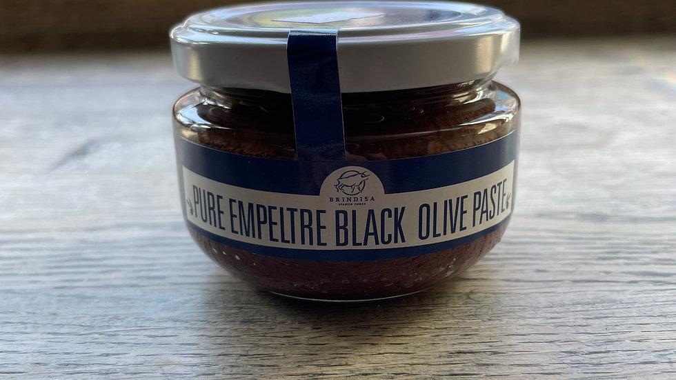 Spanish Black Olive Paste (120g)