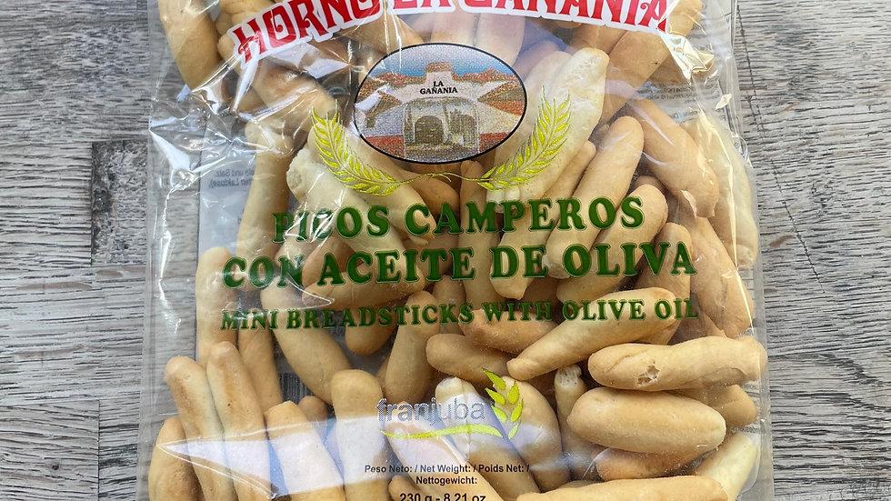 Picos de Pan Mini Breadsticks (230g)