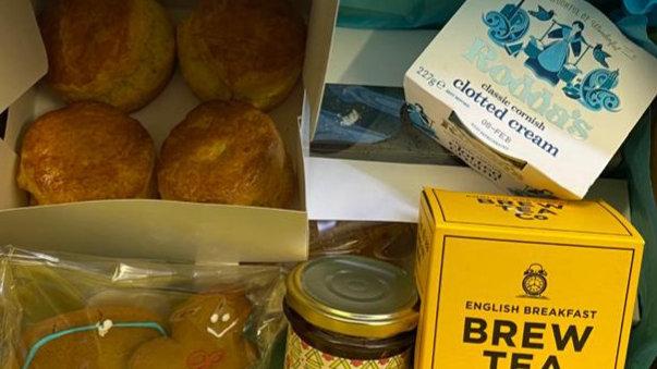 Afternoon Tea Treats Box