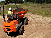 NVQ Level 2 Plant Operations Forward Tipping Dumper
