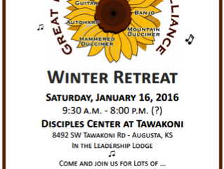 Winter Retreat 2016