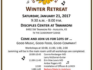2017 Winter Retreat
