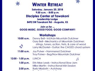 2018 Winter Retreat