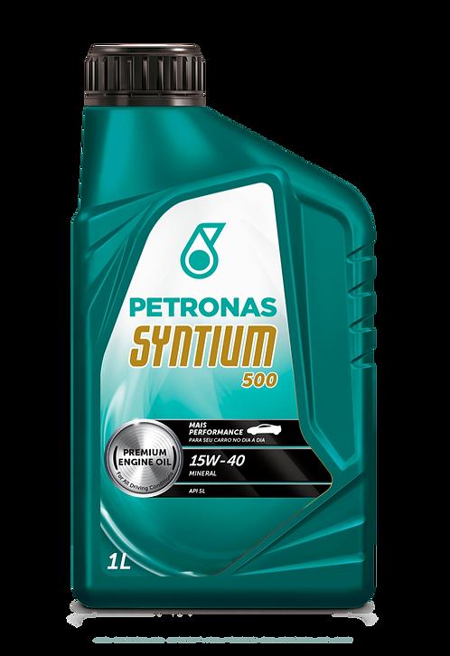 PETRONAS SYNTIUM 500 SL 15W‑40