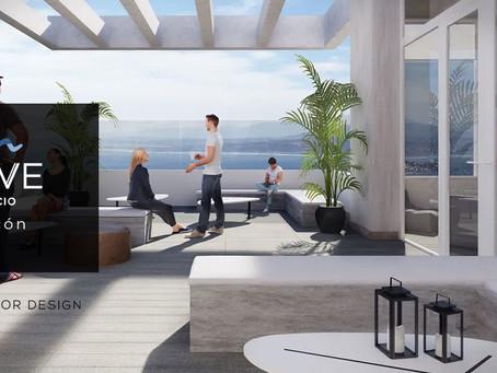 Edificio Wave en Concón: Factor Design se une al primer edificio versátil de la V región