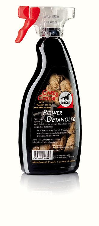 Leovet Power Detangler för mörk päls