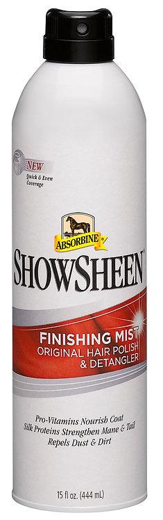 Absorbine Showsheen Finishing Mist