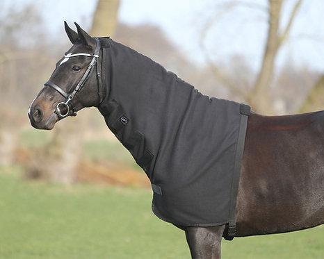 Hoodiehals, fleece, loose fit