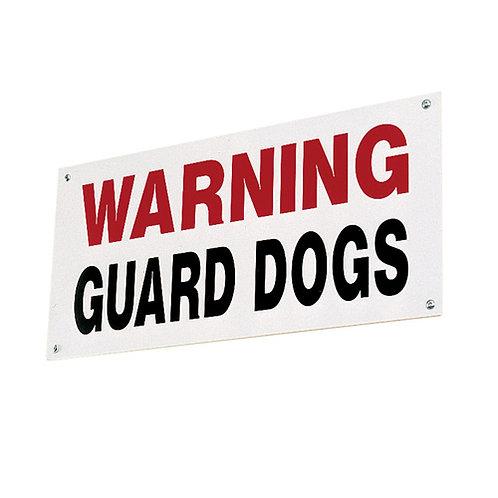 "Stubbs, ""Warning Guard Dogs"""