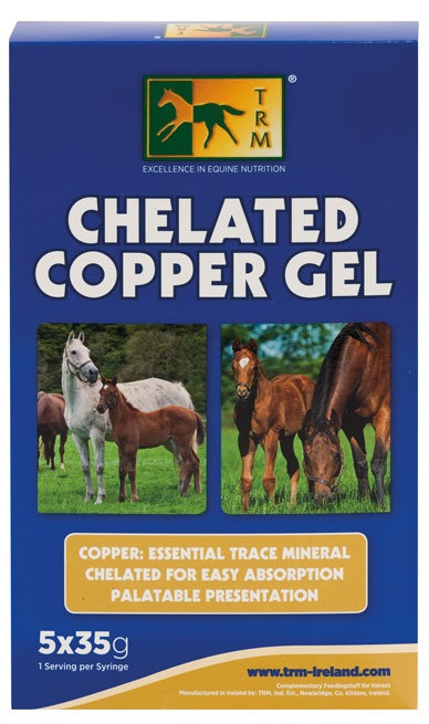 TRM, Chelated Copper Gel