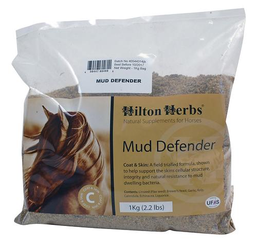 Tillskott, mud defender, hilton herbs, hästtillskott