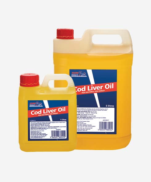 Equine Products, Cod Liver Oil