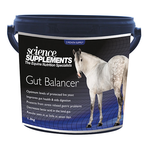 Science Supplements, Gut Balancer