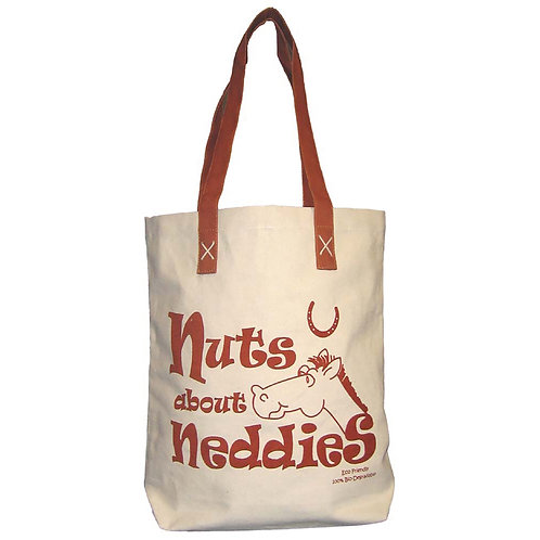 Moorland Rider, Nuts About Neddies, tygväska