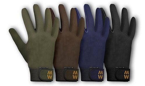 Macwet handskar, fodrade