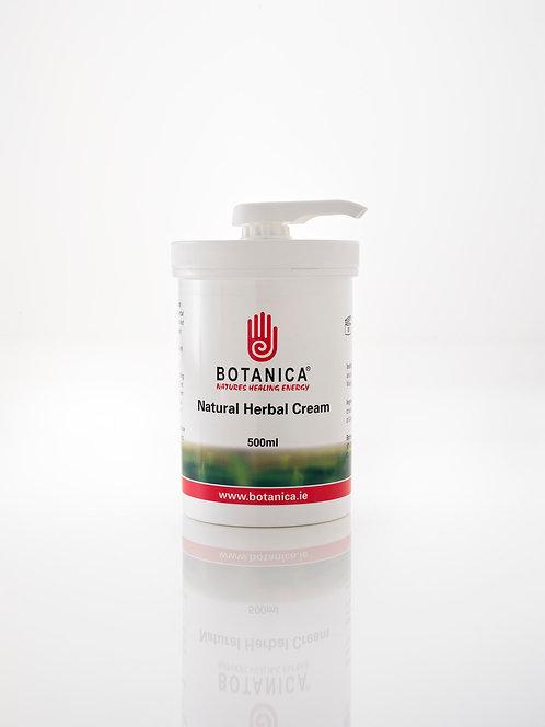 Botanica, Natural Herbal Cream
