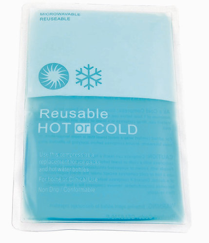QHP, återanvändbara kyl- /värmepåsar