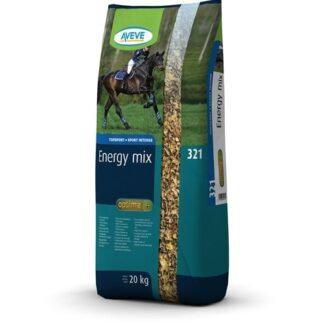 Aveve, 321 Energy mix