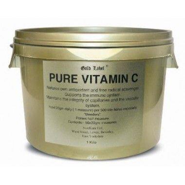Gold Label, Pure Vitamin C