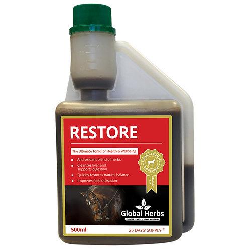 Global Herbs, Restore