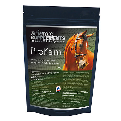 Science Supplements, ProKalm
