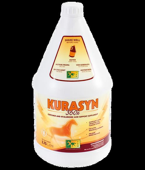 TRM, Kurasyn 360X, curcumin & hyaluronsyra