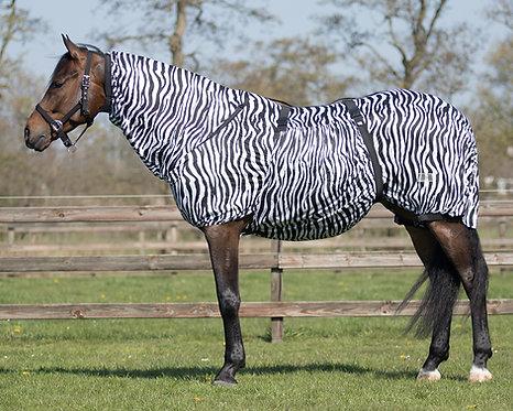 QHP, eksemtäcke, zebra