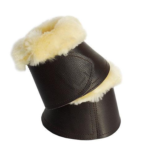 Boots med fårskinn