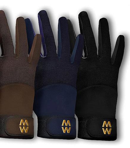 Macwet handskar