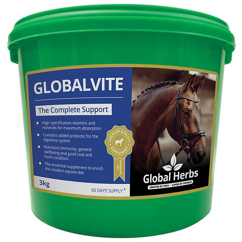 Global Herbs, GlobalVite