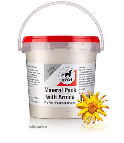 Leovet, Mineral Pack With Arnica, kyllera