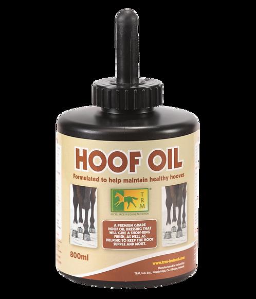 TRM, Hoof Oil, hovolja med pensel