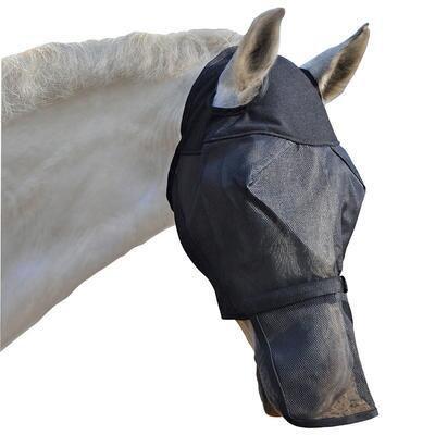 Ultrashield, flughuva utan öron, med avtagbart nosskydd