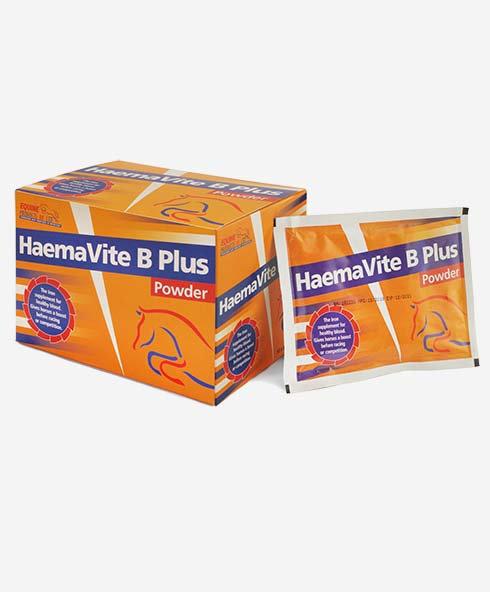 Equine Products, Haemavite B Plus, 10-pack